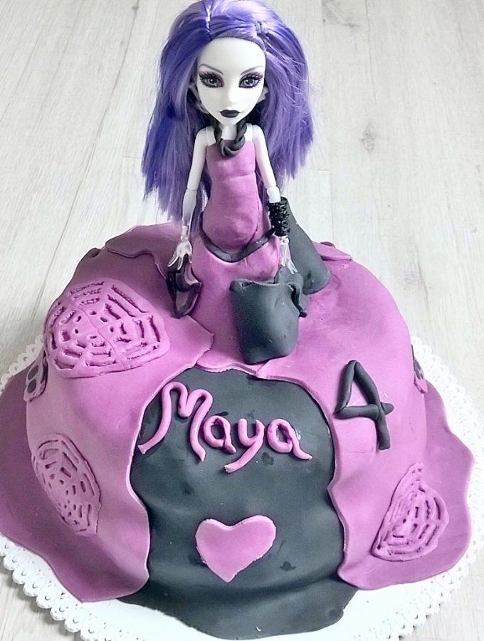 Torta Barbie Punk