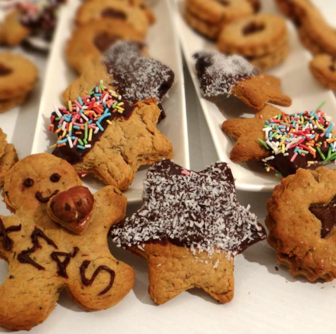 Biscotti di Natale- idee regalo