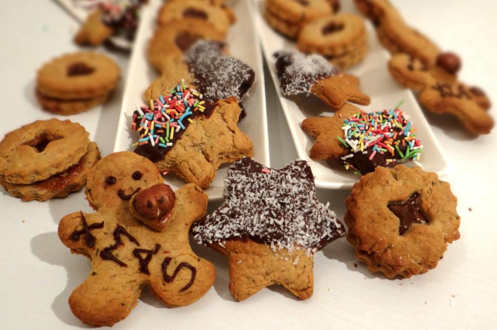 Idee Regalo Dolci Natale.Biscotti Di Natale Idee Regalo