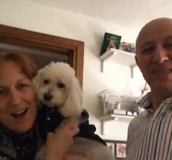 Un Natale via Skype