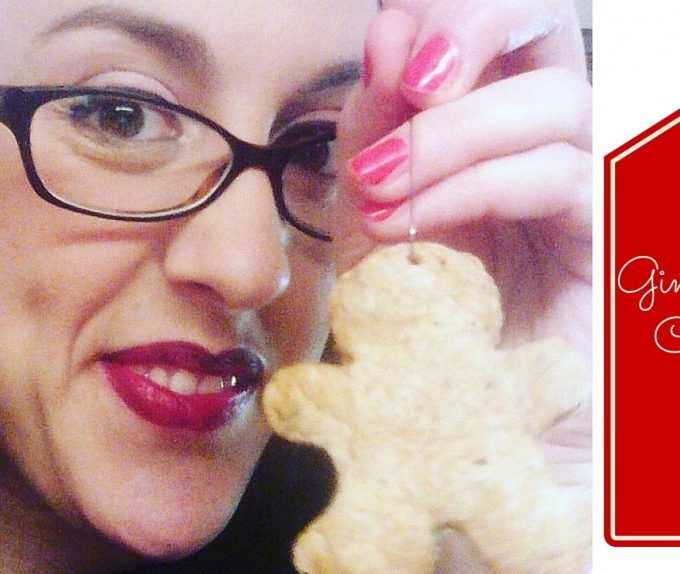Gingerbread Cookies- Biscotti di Natale