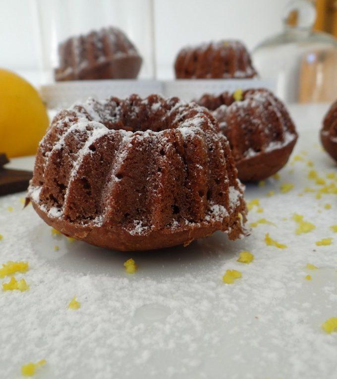 Ciambelline Arancia e Cioccolato