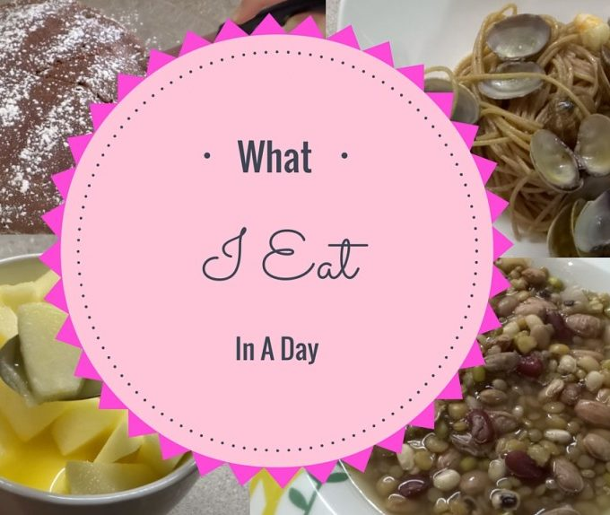 What I eat in a Day #2