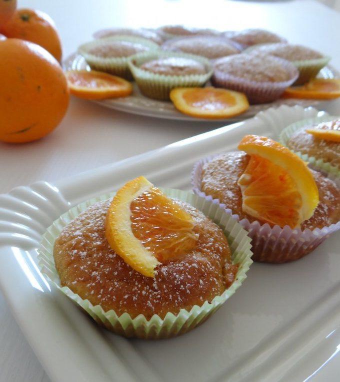 Muffin Arancia e Carota (Camille)