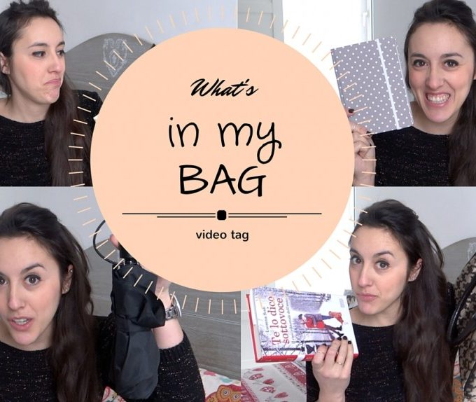 Video Tag- What's in my bag