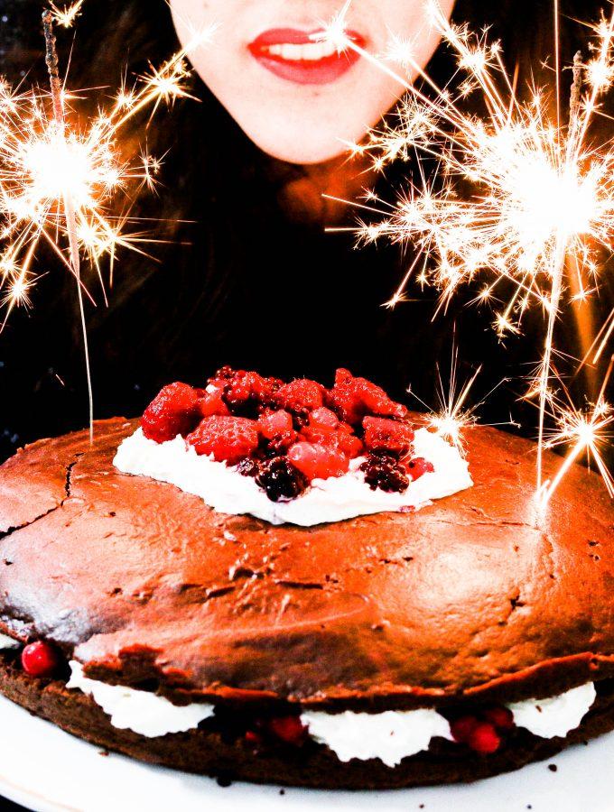 Happy Birthday to me!! Benvenuto nuovo Blog!!