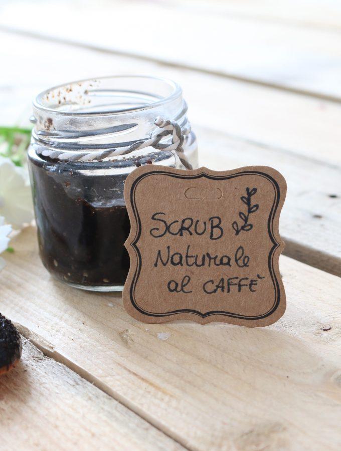SCRUB NATURALE AL CAFFÈ | rimodellante ed esfoliante